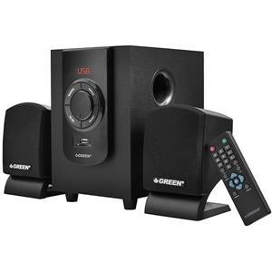 Green GS315-R 15W 2.1 Speaker